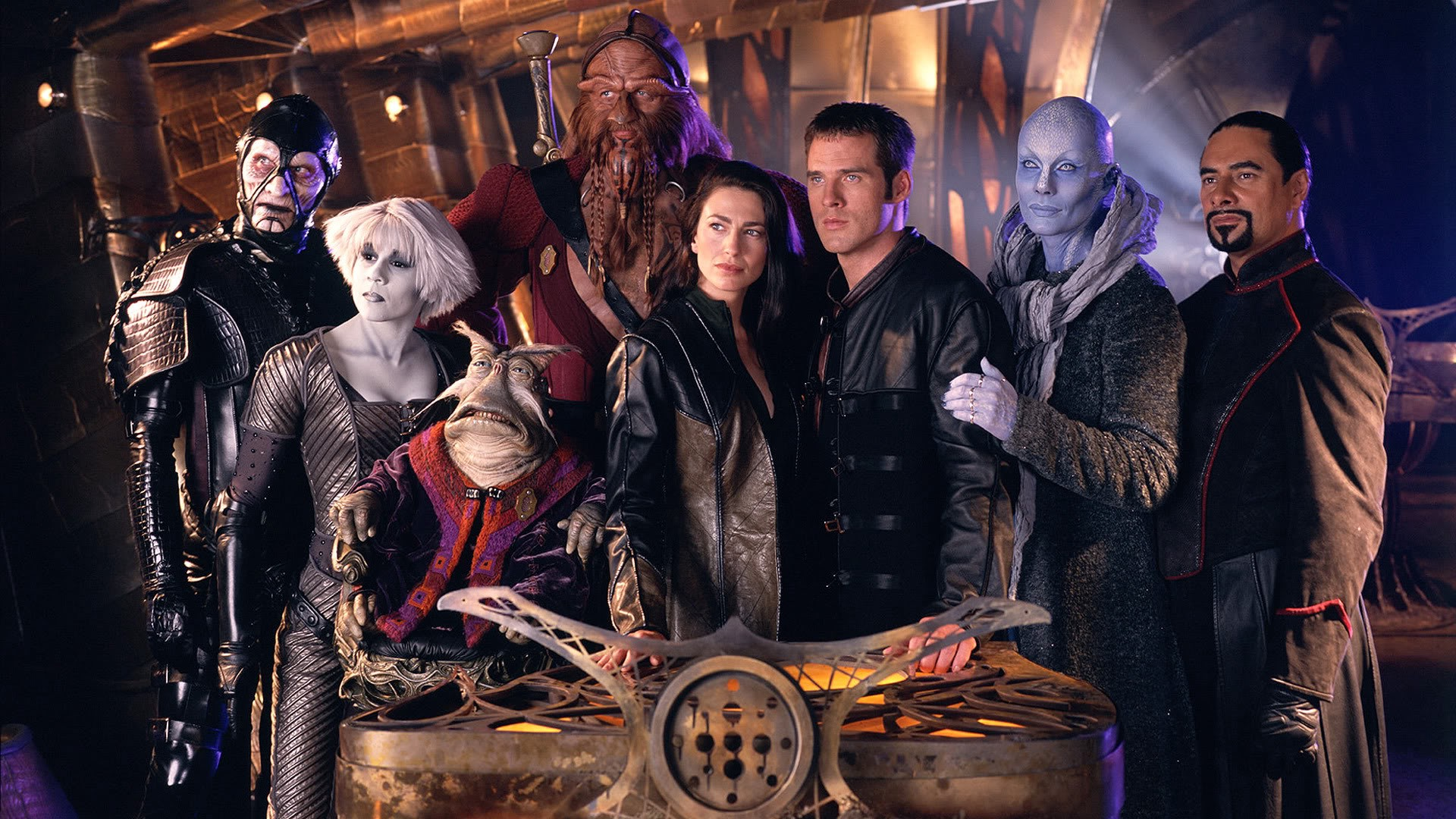 Image result for farscape