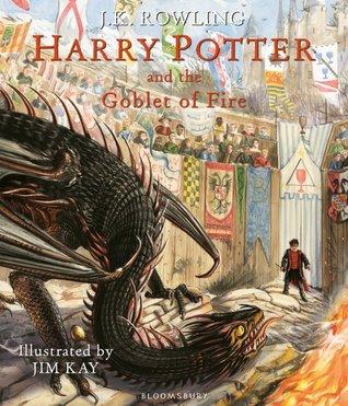 HP 4 Illustrated