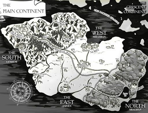 air awakens map