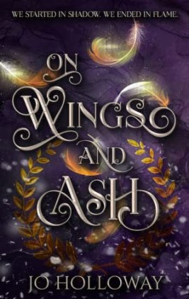 on wings and ash